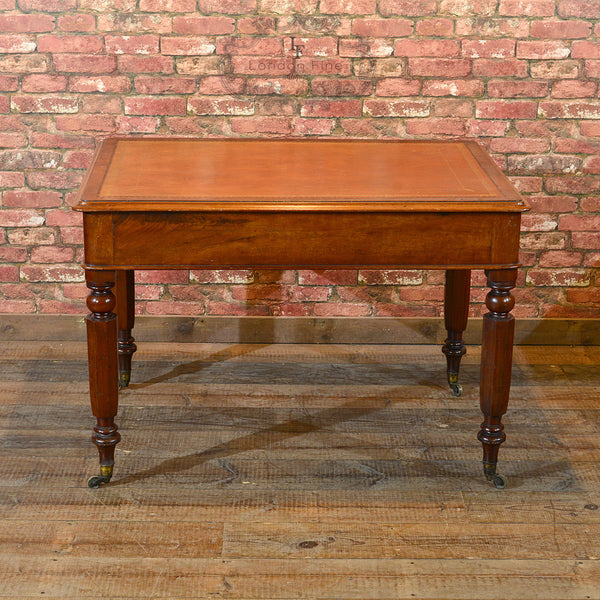 William IV Library Writing Table, c.1835 - London Fine Antiques - 2