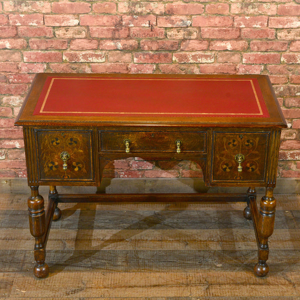 Victorian Writing Table, c.1880 - London Fine Antiques - 4