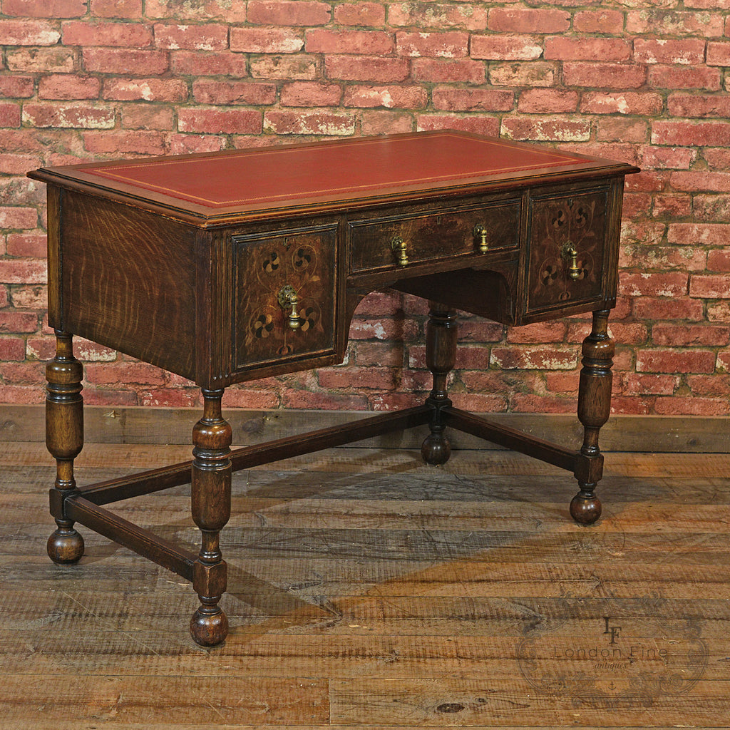 Victorian Writing Table, c.1880 - London Fine Antiques - 1