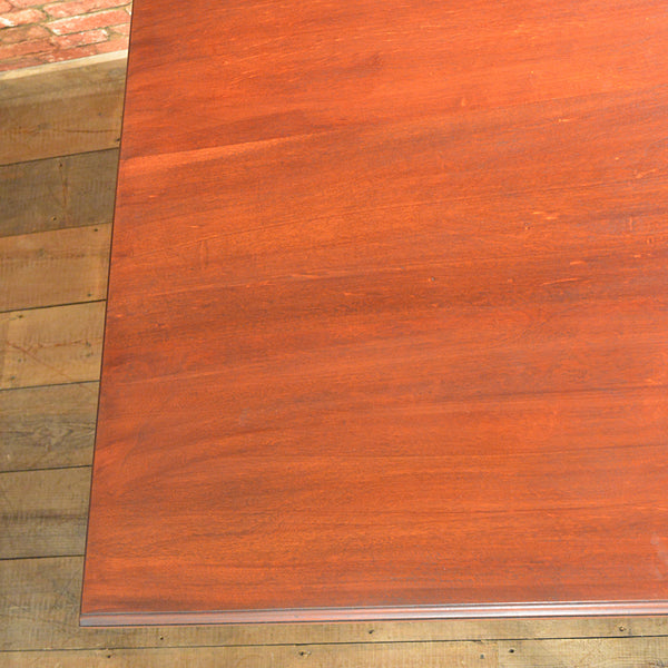 Victorian Mahogany Dining Table - London Fine Antiques - 3