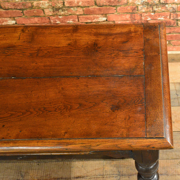 Antique Refectory Table - London Fine Antiques