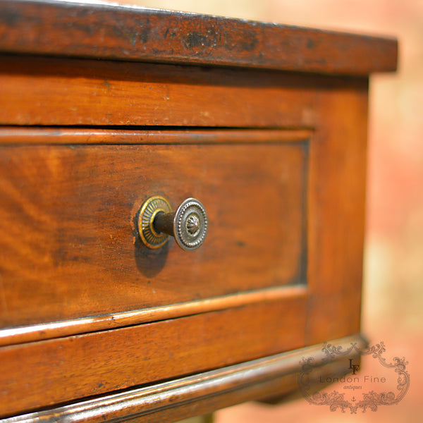 Victorian Sewing / Work Table - London Fine Antiques - 2