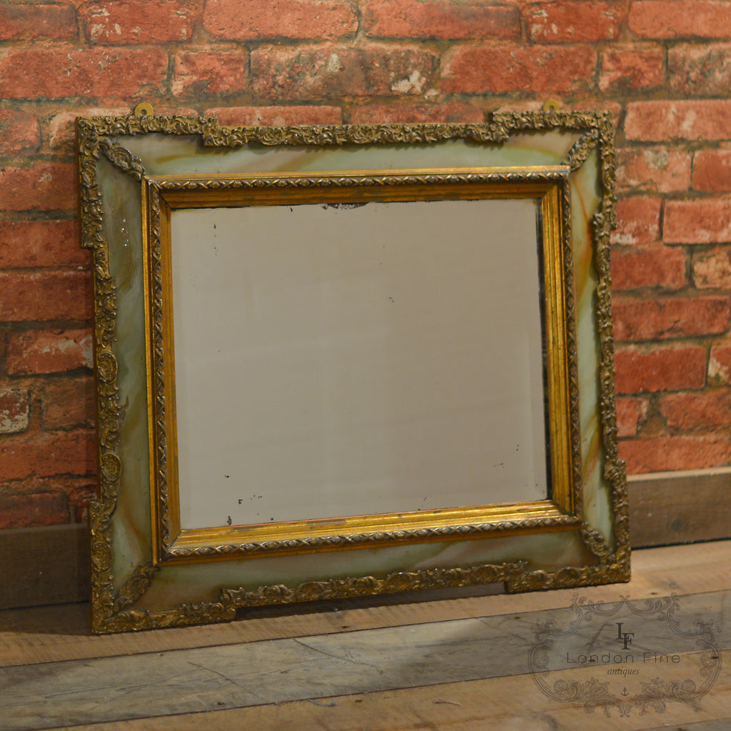 Antique Italian Wall Mirror - London Fine Antiques