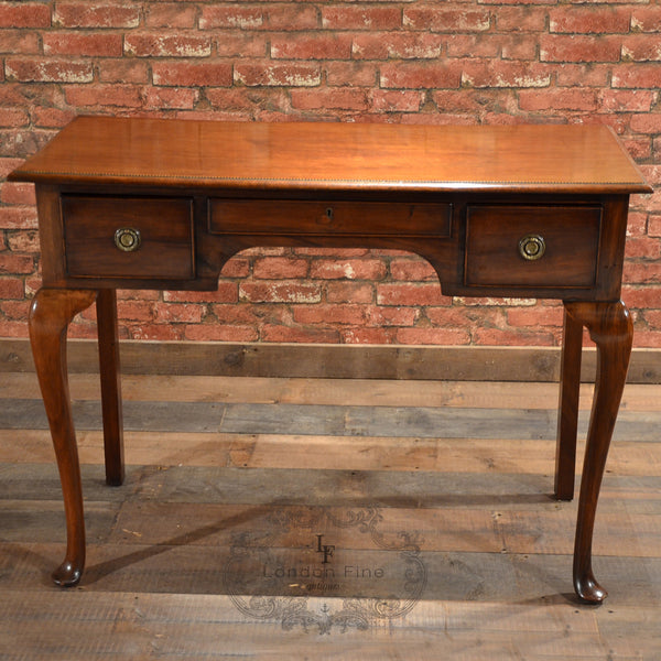 Georgian Lowboy - London Fine Antiques - 10