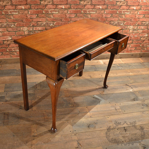 Georgian Lowboy - London Fine Antiques - 7