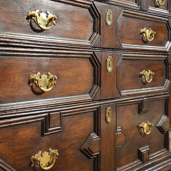 William & Mary Chest of Drawers, c.1690 - London Fine Antiques - 8