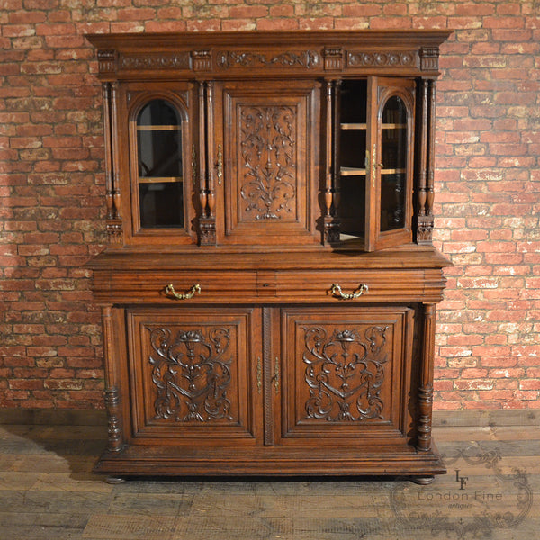 Antique Sideboard / Dresser - London Fine Antiques