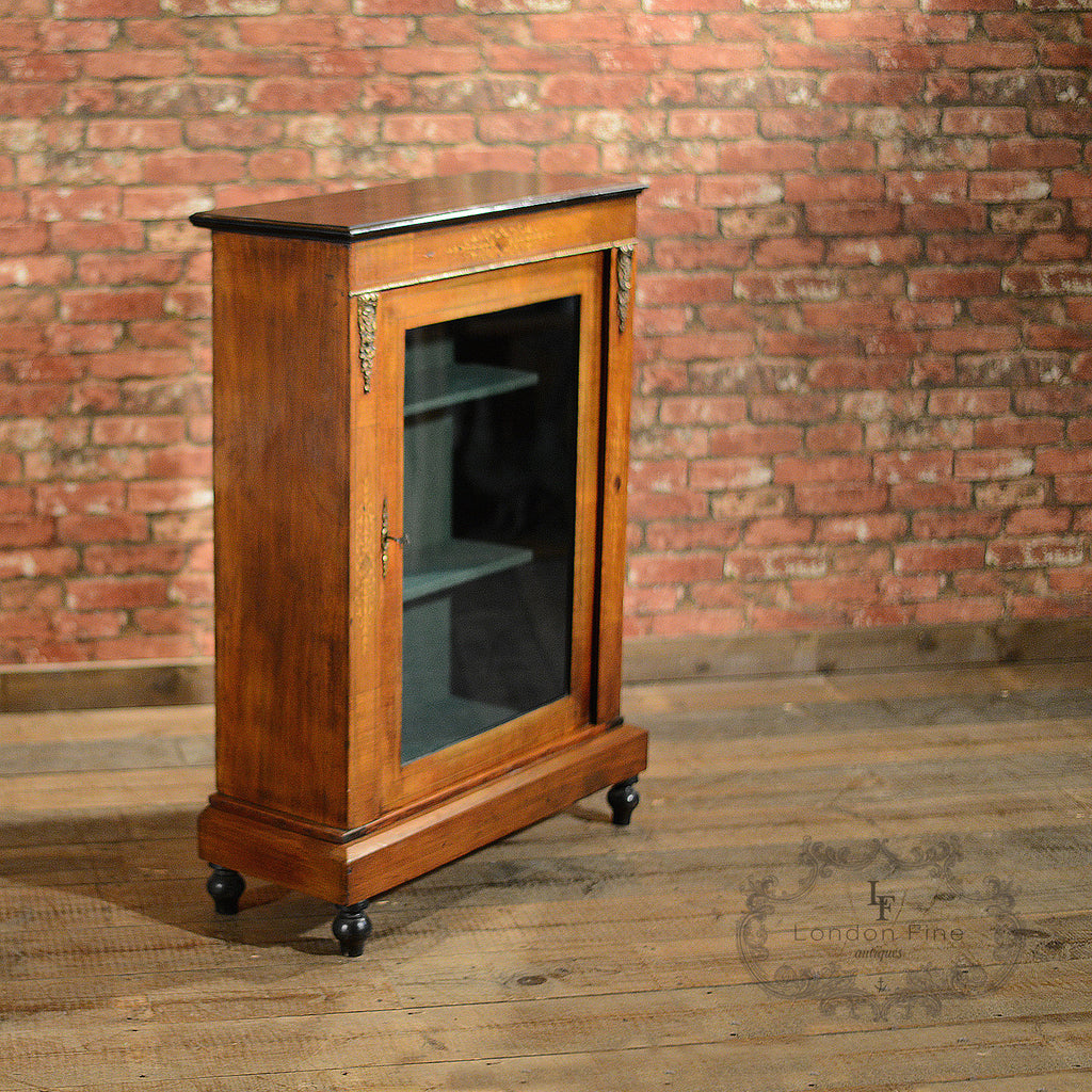 Victorian Pier Cabinet - London Fine Antiques - 1