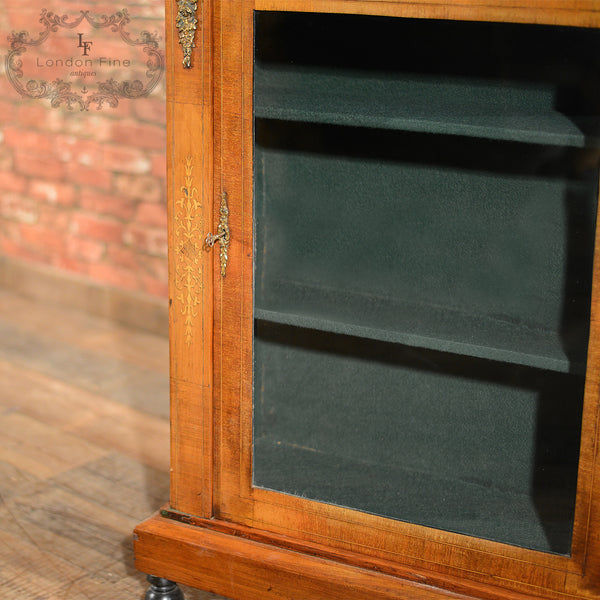 Victorian Pier Cabinet - London Fine Antiques - 2