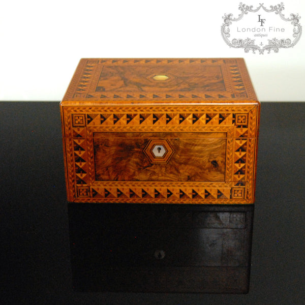 Victorian Lady's Dressing Box - London Fine Antiques - 2