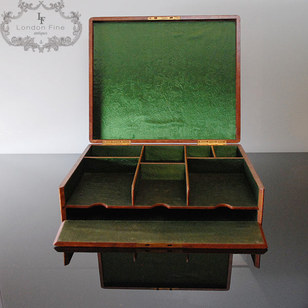 Antique Stationery Box - London Fine Antiques