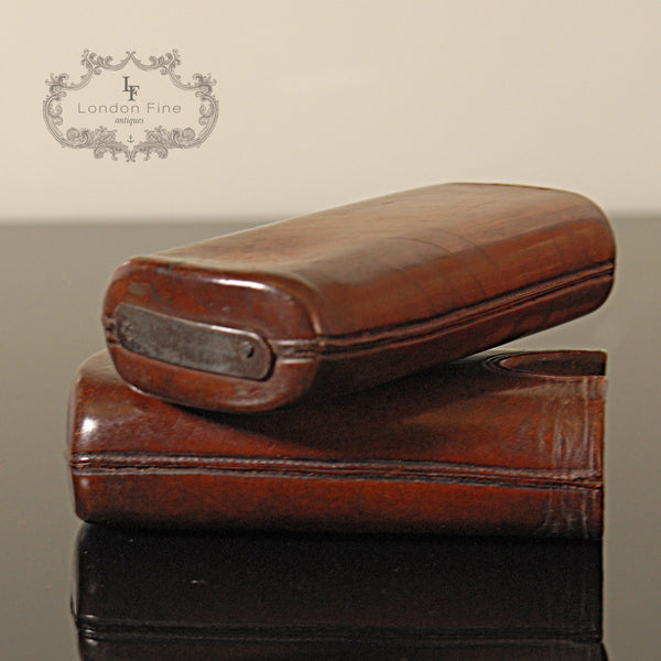 Victorian Cigar Sleeve - London Fine Antiques - 3