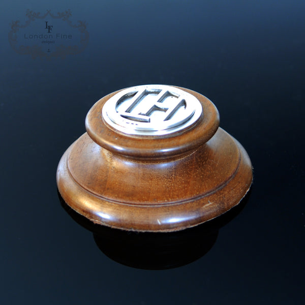 Vintage '20s Paperweight - London Fine Antiques