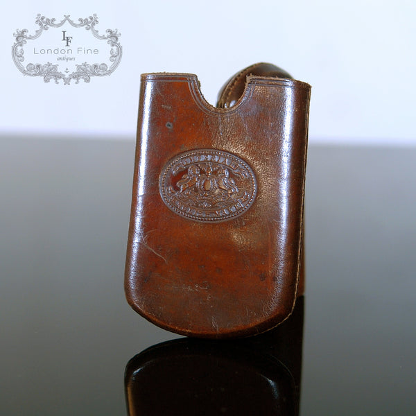 Victorian Cigar Sleeve - London Fine Antiques