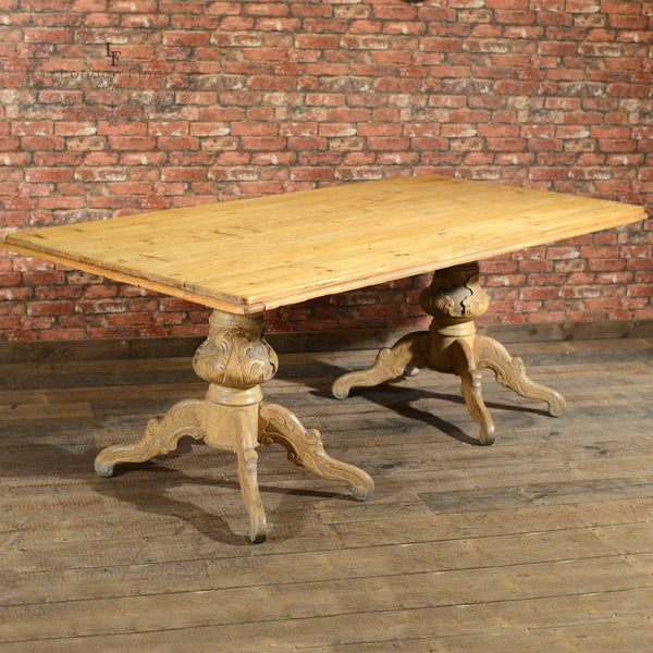 Victorian Dining Table - London Fine Antiques