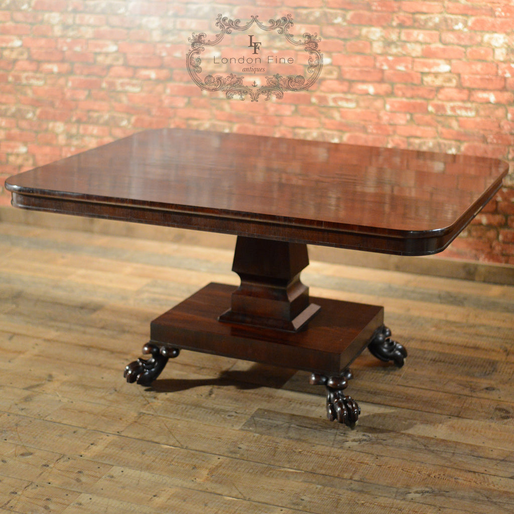 William IV Dining Table - London Fine Antiques