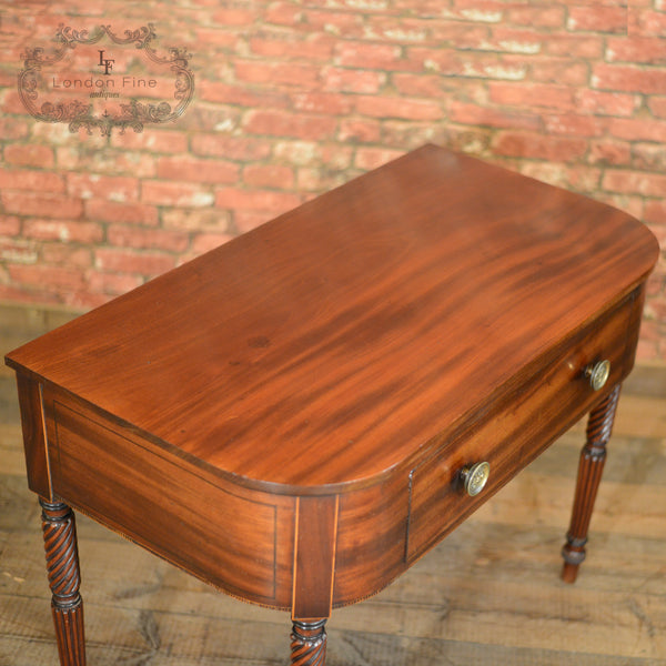 Regency Side Table - London Fine Antiques - 4