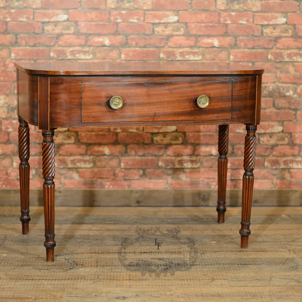 Regency Side Table - London Fine Antiques - 3