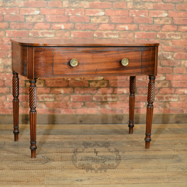 Regency Side Table - London Fine Antiques - 2