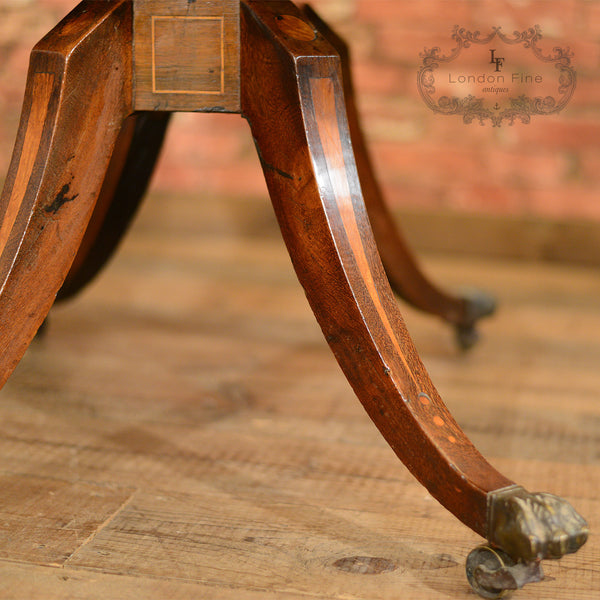 Regency Pembroke Table - London Fine Antiques