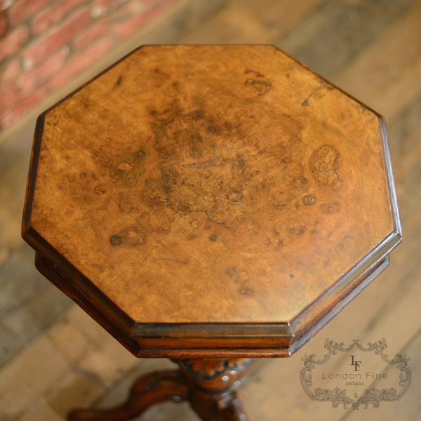 Victorian Sewing Box - London Fine Antiques - 4