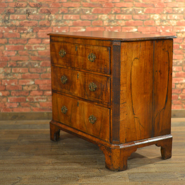 Georgian Chest of Drawers - London Fine Antiques - 8