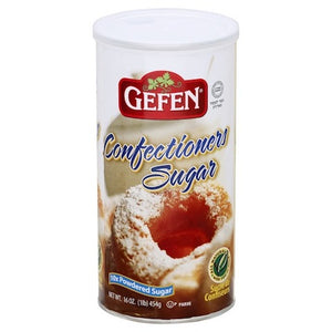 Gefen Confectioners Sugar