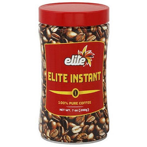 Elite Instant Coffee - Canister