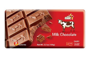 Elite Milk Chocolate Bar - 3.5 OZ