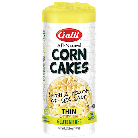 Galil Thin Corn Cakes Salted