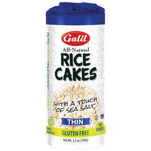 Galil Thin Rice Cakes Salted