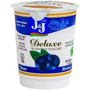 J&J Yogurt Deluxe - Blueberry