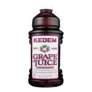 Kedem Concord Grape Juice 64 OZ