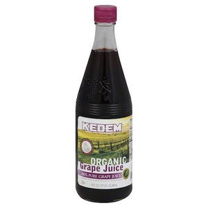 Kedem Concord Grape Juice 25.4 OZ