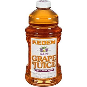 Kedem White Grape Juice 64 OZ