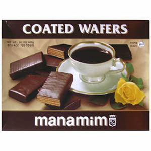 Manamin Chocolate Coated Wafers