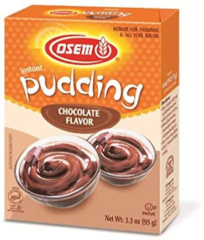 Osem Chocolate Instant Pudding