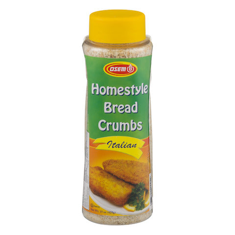 Osem Italian Seasoned Bread Crumbs