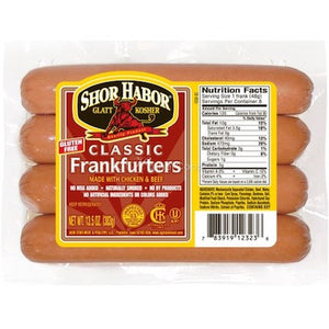 Shor Habor Classic Franks
