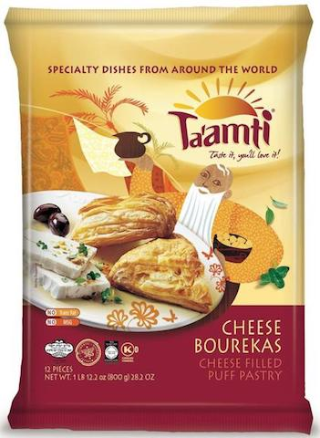 Ta'amti Cheese Bourekas