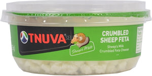 Tnuva Crumbled Sheep Feta Cheese