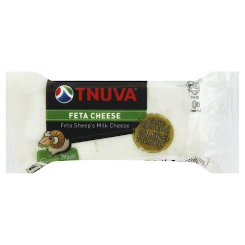 Tnuva Feta Sheep Cheese Vacuum Pack