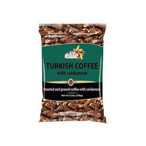 Elite Instant Coffee  with Cardamon - Green Bag