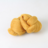 Ashford Corriedale wool roving 20g|紐西蘭可瑞黛爾羊毛氈 20g