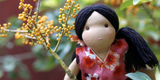 Steiner Girl Doll (Small) @ 大樹孩子生活館             Tree Children's Lodge, Hong Kong - 2