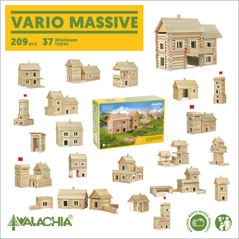 Walachia Vario Massive 209 pieces