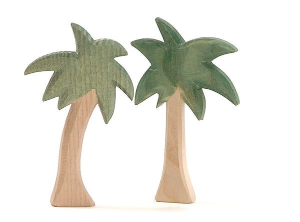 Palm Trees (small, 2 pieces)