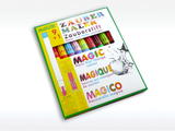 Ökonorm Magic Markers - 9+1 colors @ 大樹孩子生活館             Tree Children's Lodge, Hong Kong - 1