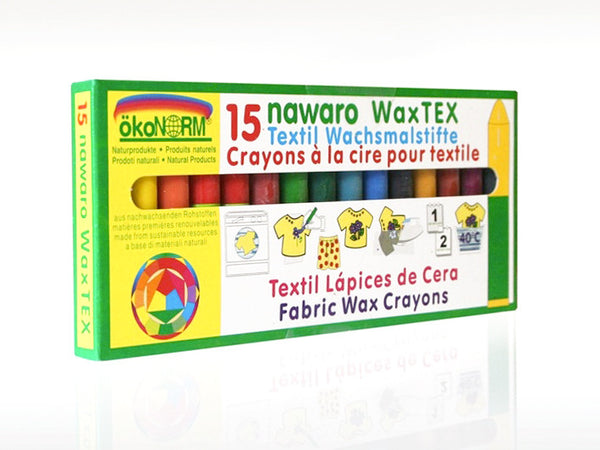 Ökonorm Fabric Beeswax Crayons @ 大樹孩子生活館             Tree Children's Lodge, Hong Kong - 1
