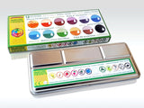 nawaro Natural Watercolor Paint - 12 colors @ 大樹孩子生活館             Tree Children's Lodge, Hong Kong - 1